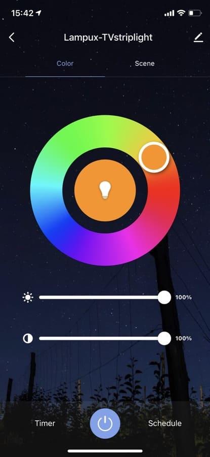 Lighting EVERの色が無限