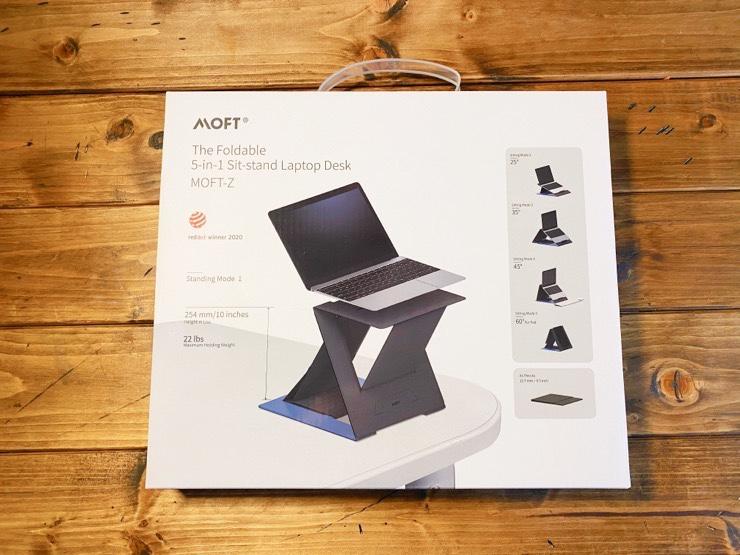 MOFT Zが届いた