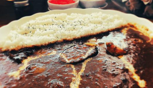 森の魔女カフェ【西海町】フルーツと新鮮野菜のスパイスカレーのランチをいただく!
