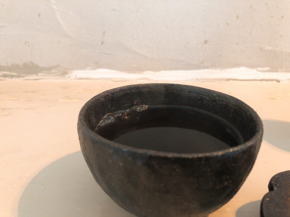 カリオモンズコーヒーの豆を使ったコーヒー