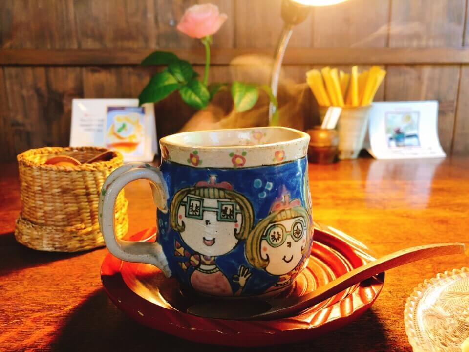 カフェ・ド・ジーノのコーヒー