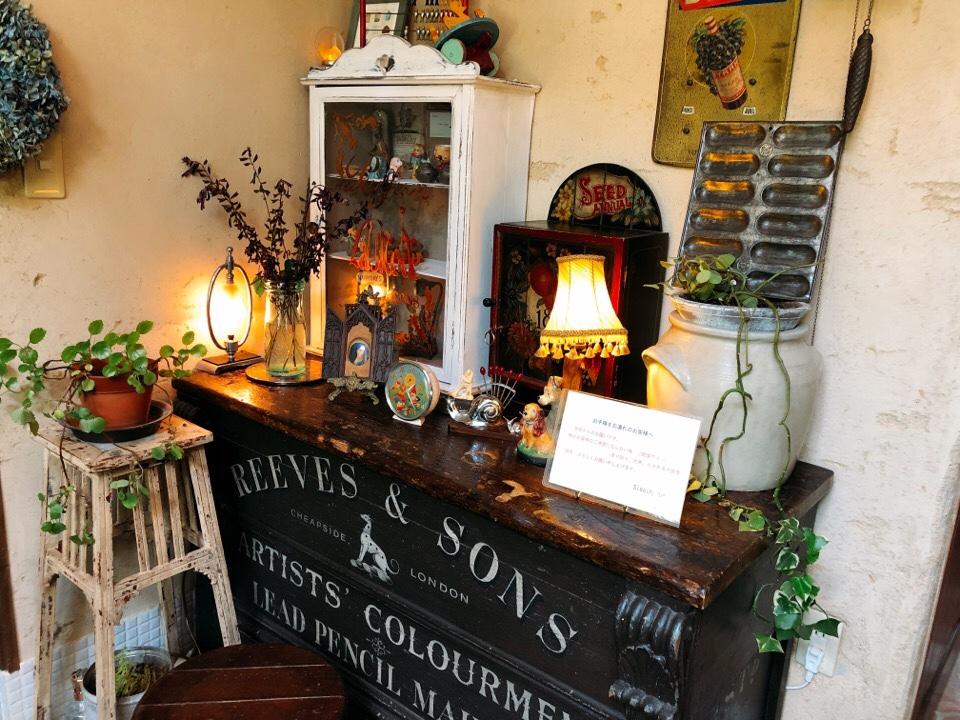 シシングハーストの輸入販売ではランプも売っている
